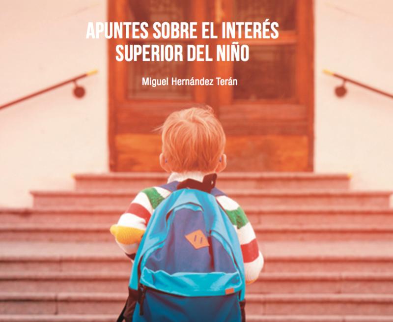 APUNTES SOBRE EL INTERÉS SUPERIOR DEL NIÑO