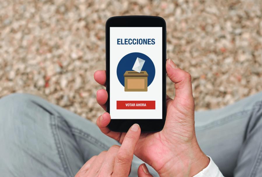 ELECCIONES DIGITALES Y SEGMENTADAS EN VIRTUD DEL DISTANCIAMIENTO SOCIAL PARTE I