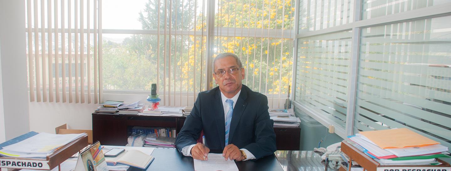 Dr. Patricio Sánchez Padilla